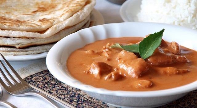 The Butter Chicken Story